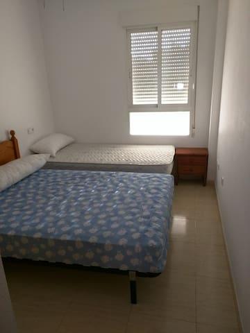 Apartamento Islas Menores - 1ºA - Mar de Cristal - Apartament