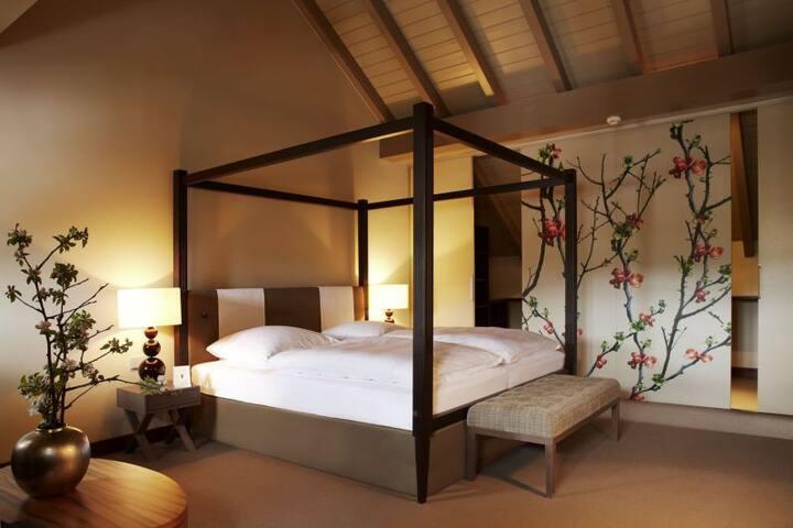 Hotel Restaurant Ritter Durbach, (Durbach), Maisonette Suite