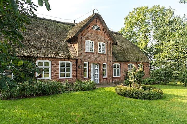 Friesenhof Benen Diken Ferienwohnung Martje Floris - Tetenbüll - Appartement