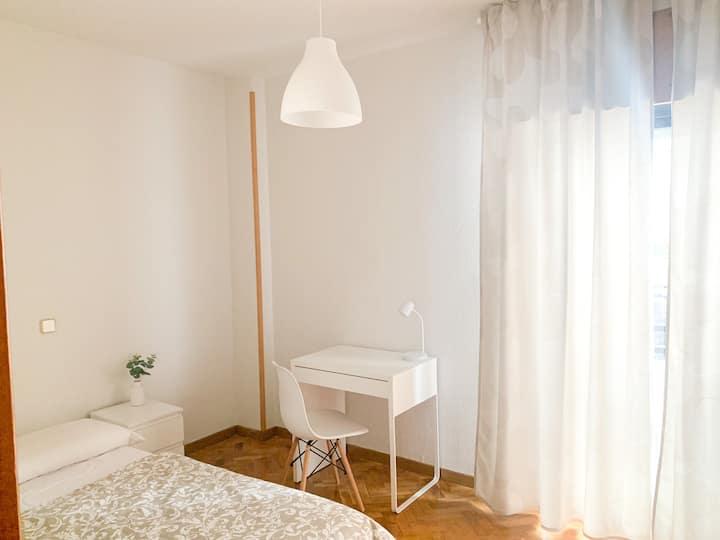 Cozy room in Palos de la Frontera-private bathroom
