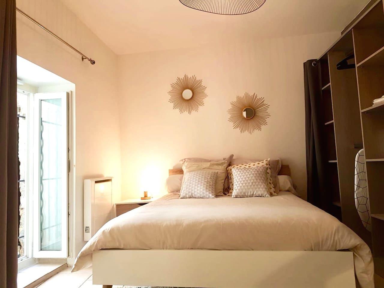 Le Pti CROCO - Une chambre confortable dans le centre ville de Nîmes