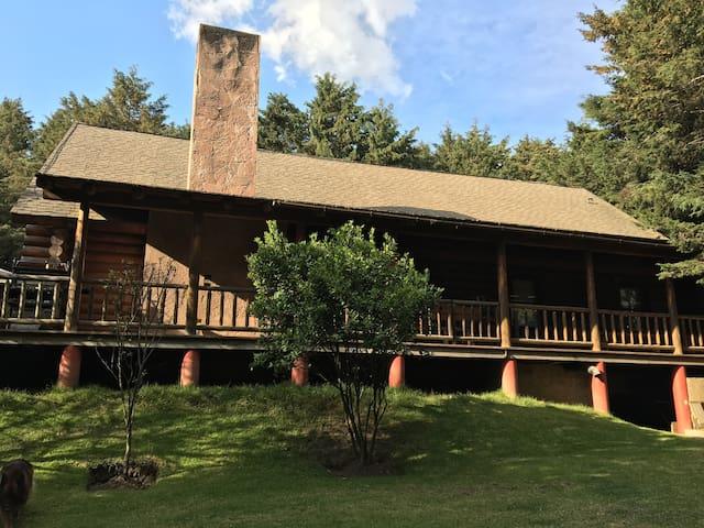 Preciosa Cabaña en Hacienda San Martín - Ocoyoacac