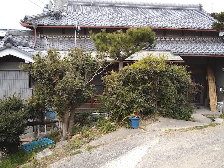 日本伝統の古民家 Japanese old house