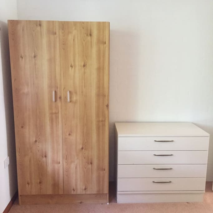 Bedroom storage