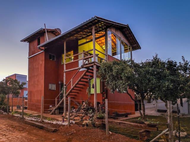 Casa do Thomaz Lapinha da Serra