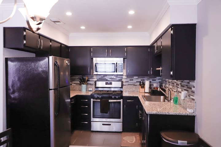Spacious and lavish townhome with attached garage