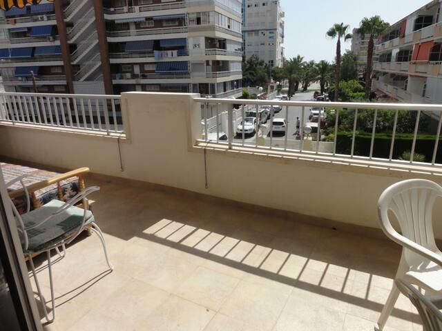 Apartamento muy cerca de la Playa San Juan