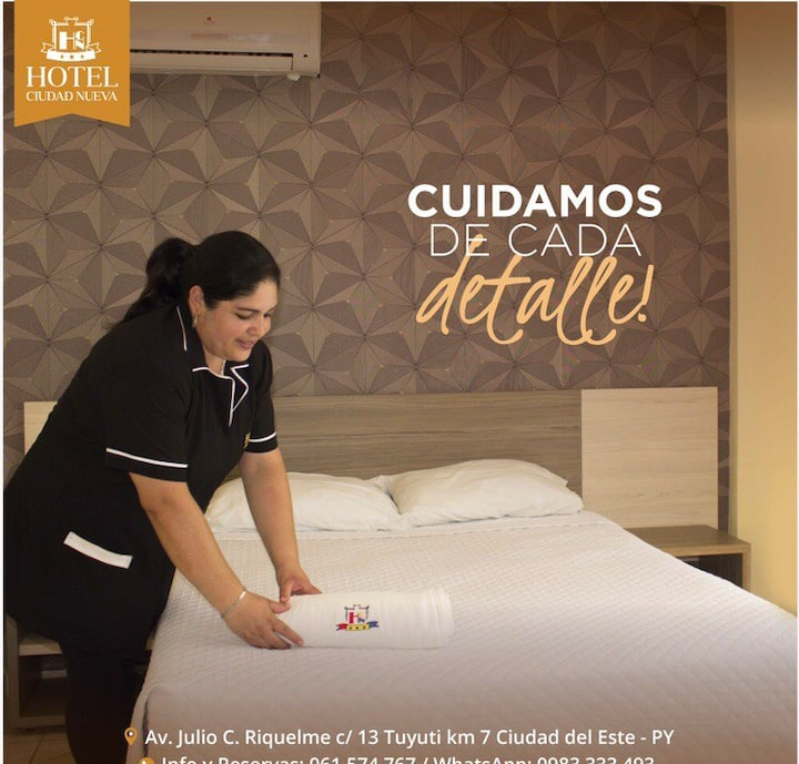 Hotel Ciudad Nueva