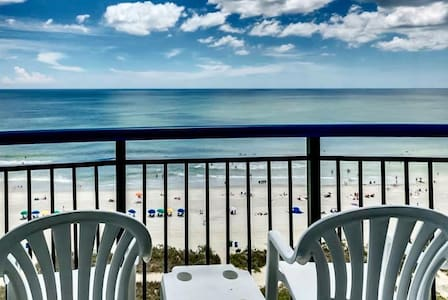 Oceanfront Condo , Great Location - Myrtle Beach