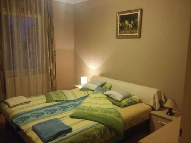 Két szobás lakás, parkolással - Mátészalka - Bed & Breakfast