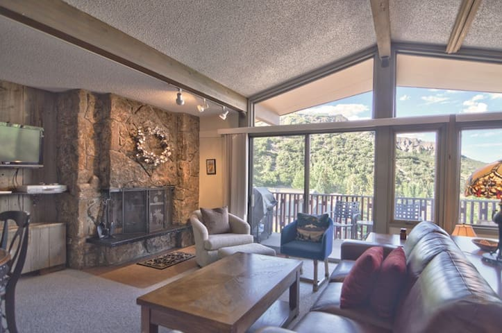 Lichenhearth Condominiums Unit 17 - Snowmass Village