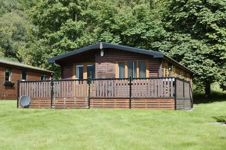 Lodge 8 Rowardennan Loch Lomond