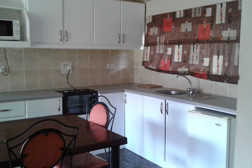 Mbala apartment unit 1 apartments for rent in ndola for Kitchen units in zambia