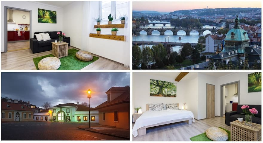 NEW apartment - the best location in Prague