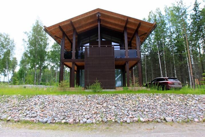 Amazing house near Saimaa