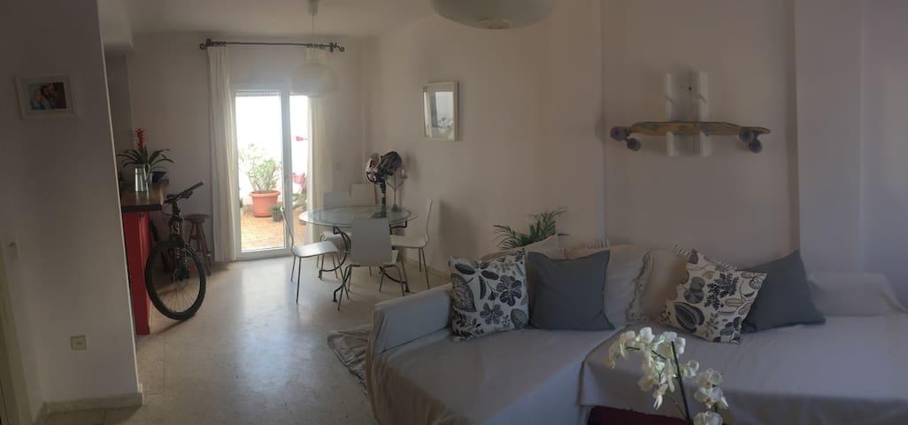House, rooftop terrace, close beach - Tarifa - Hus