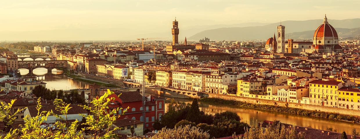 Vacation rentals in Florence