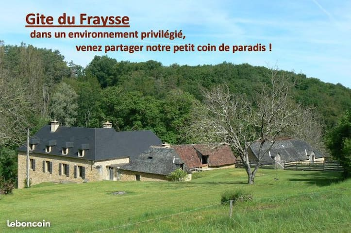 cottage 4pers in Périgourdine farmhouse with pool