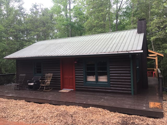 The Big Little Cabin
