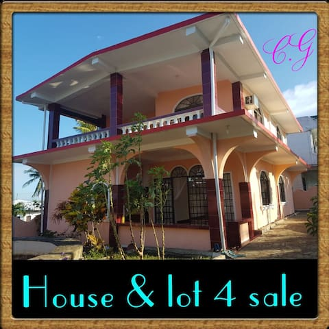 House & Lot for SALE & Rent.