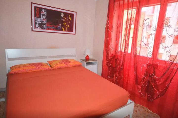 a.WideTriple room,coziest quarter!R