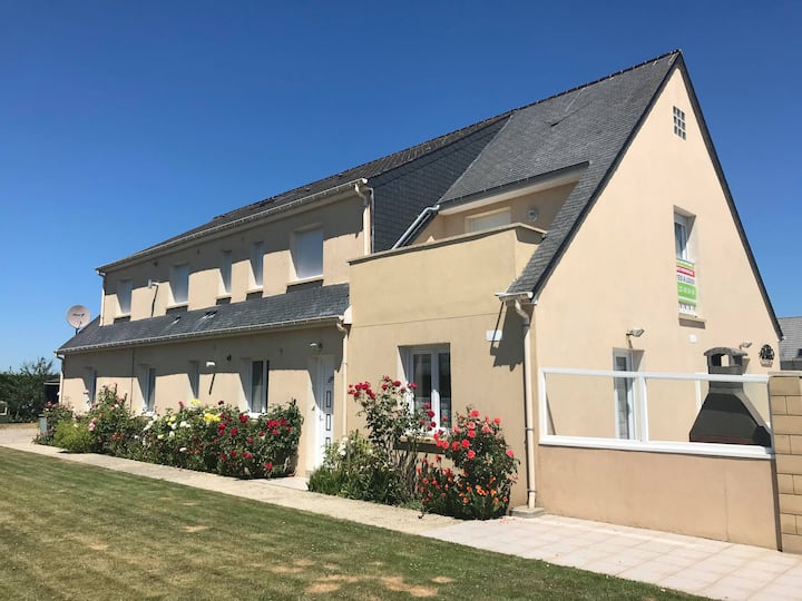 Appartement 6 pers | Ravenoville Plage l Normandie