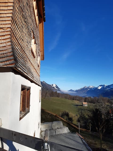 Family Chalet - Nature, Quiet & View