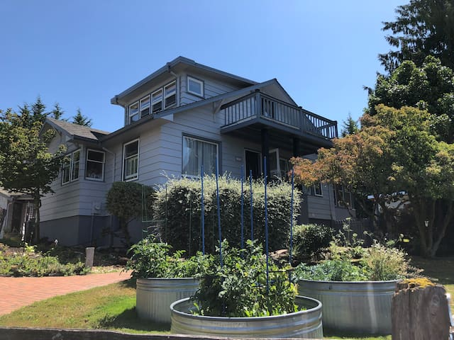 Mercer island vacation house