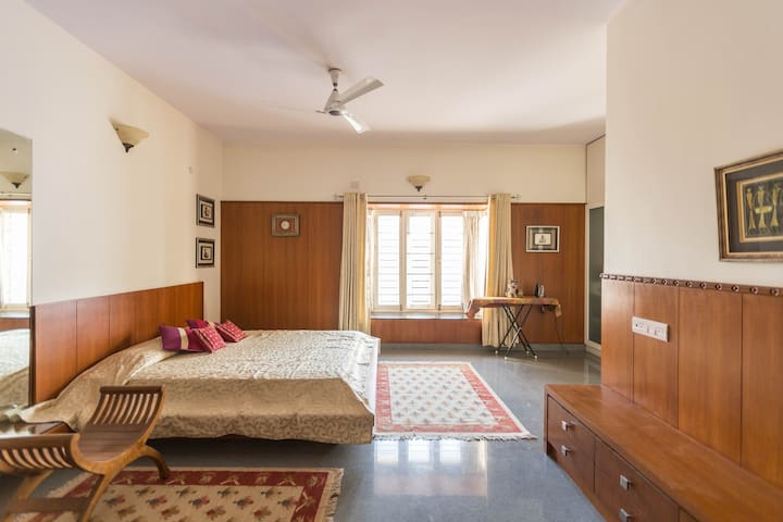 Bedroom 1 Inside Manyata Tech Park