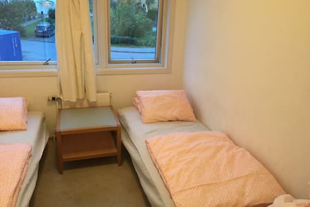 Cheap Room - 2 beds in Asker/Oslo - Asker