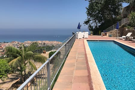 Pool, Garden & View! 4 km from Tropea...