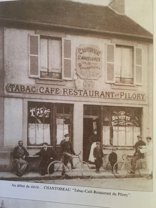 A century ago