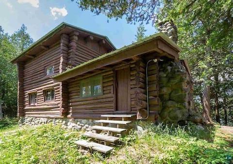 Rustic Glacial  Bunkhouse
