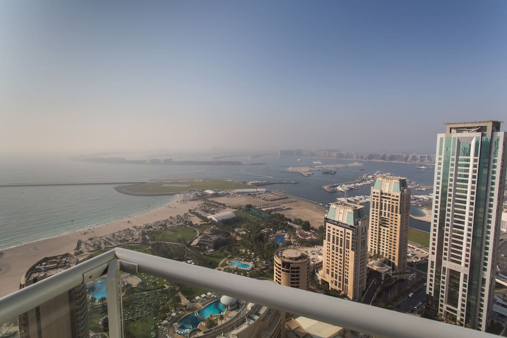 The view from sky lounge