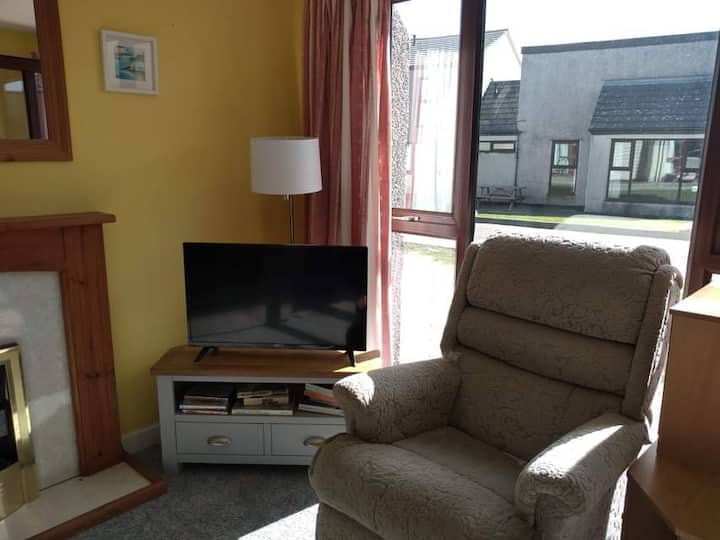 Small friendly holiday park 3 bedroomed house