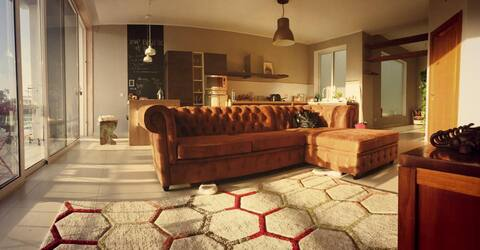 Design apartment - Single Bedroom