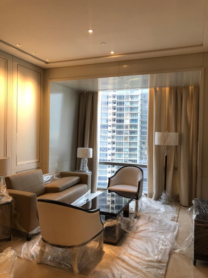 The luxury and most Expensive apartment in KL