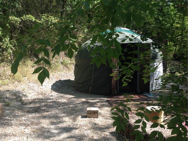 The Shamans Yurt