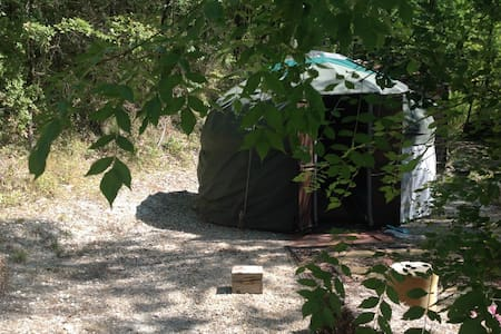 The Shamans Yurt