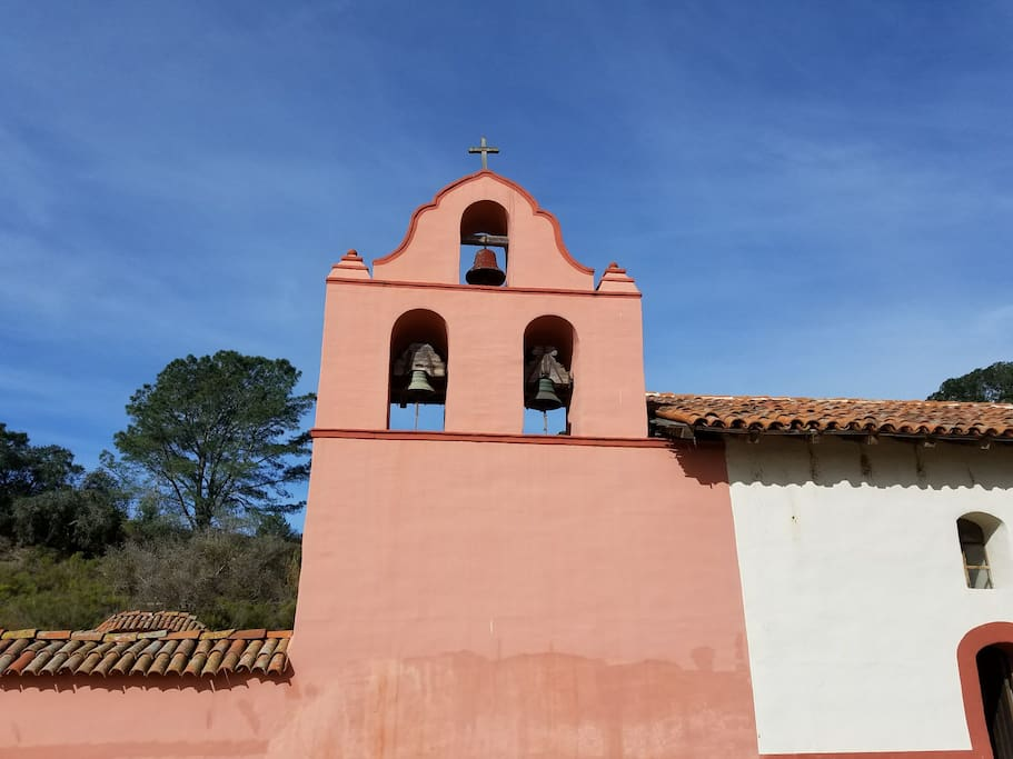 La Purisima Mission is an amazingly restored mission. Catch a FREE guided tour on the weekends!