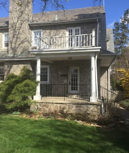 French-style Bed & Breakfast in Allentown - Szoba reggelivel