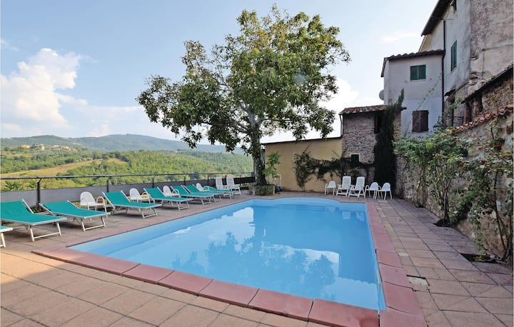 Beautiful home in Pegaro (PG) with WiFi and 1 Bedrooms