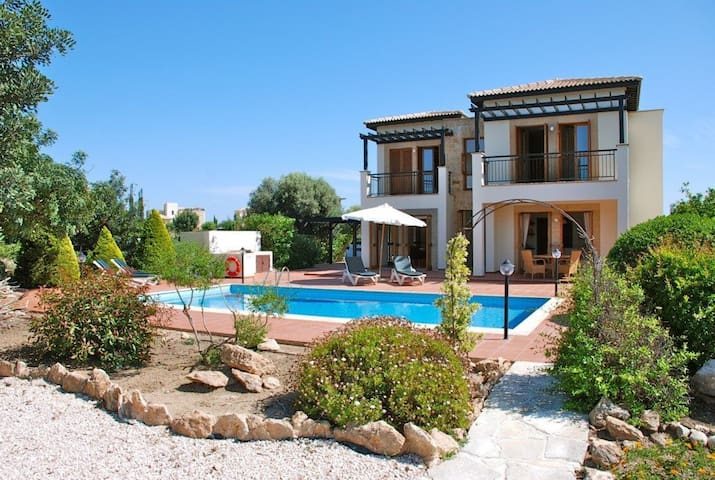 """Located on Premier Aphrodite Hills Resort"" Villa Althea"