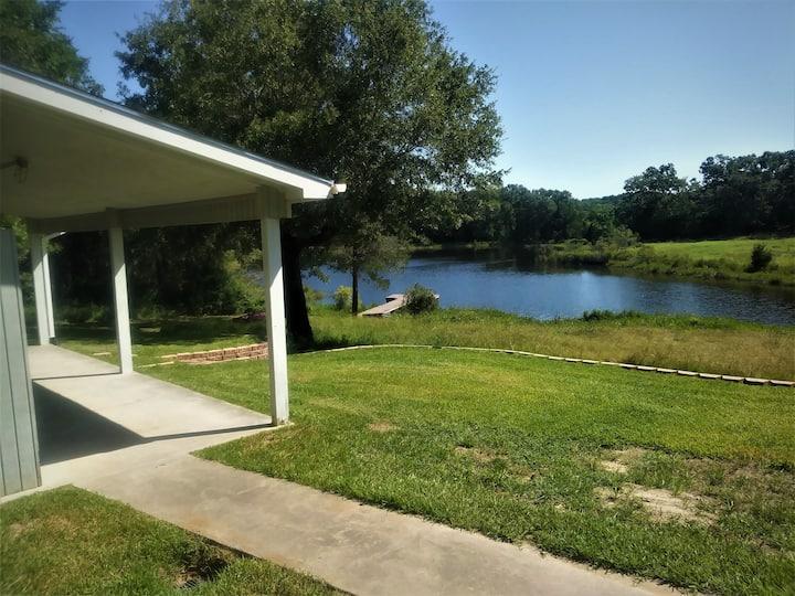 B2 Ranch Lake Cabin