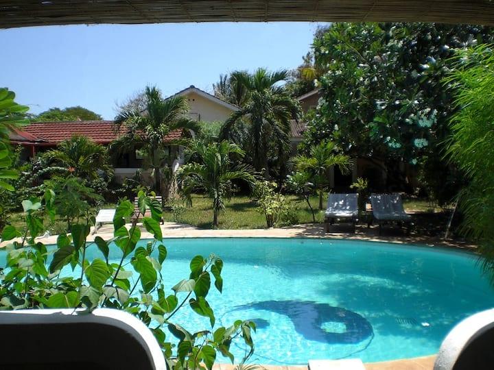 Frangipani's Private Paradise