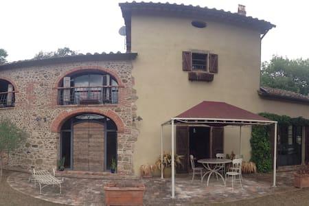 Villa B&B nella bellissima Umbria - Città di Castello - Vila