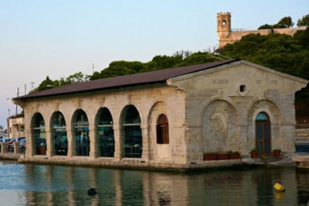 Msida restaurants on the waterfront