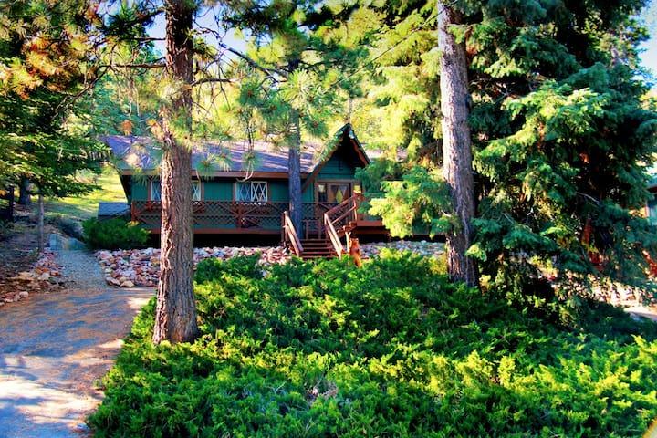Outdoor Spa Cabin! 5 min walk to Ski Lifts!!