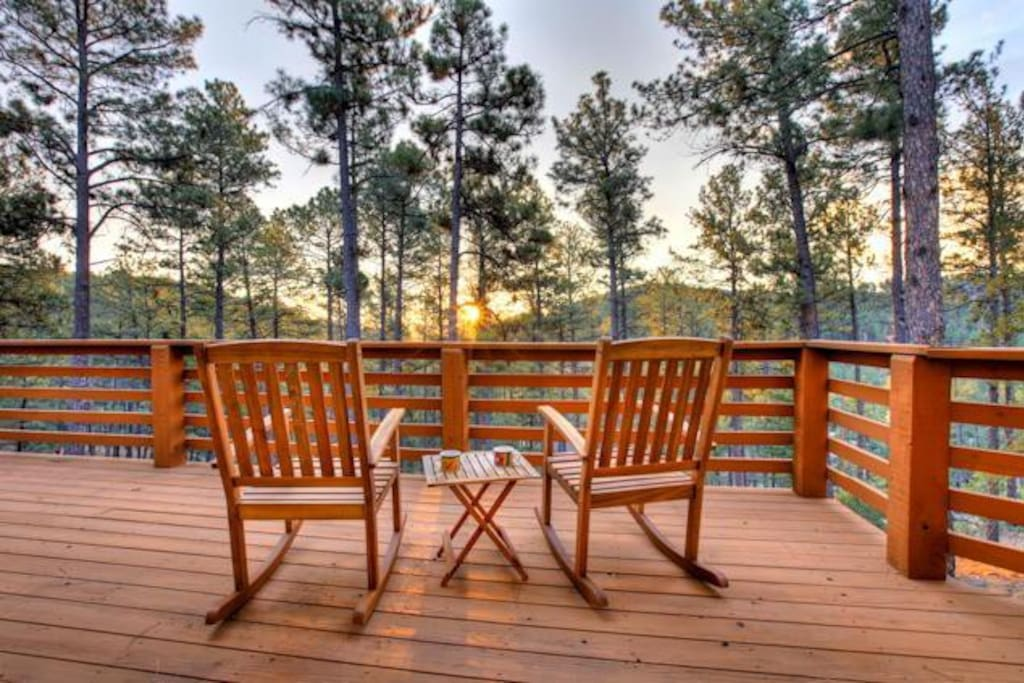 Exquisite views and incredible sunrises!