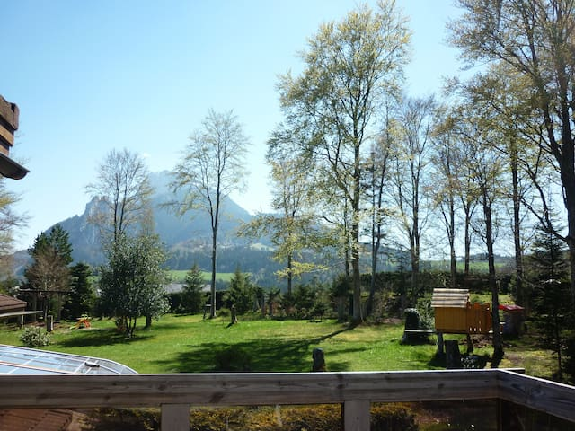 Maison dans la forêt, Parc Naturel Vercors/Alpes - Saint-Nizier-du-Moucherotte - Отпускное жилье